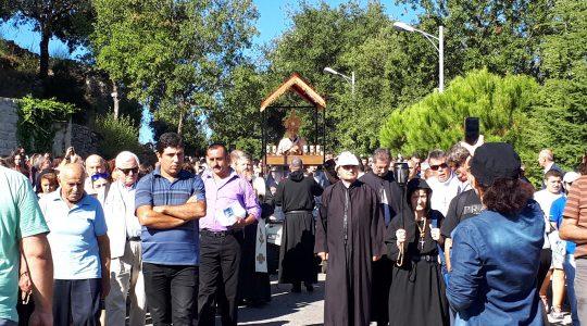 Do Annaya znów przybyli pielgrzymi z całego świata (22.02.2019)