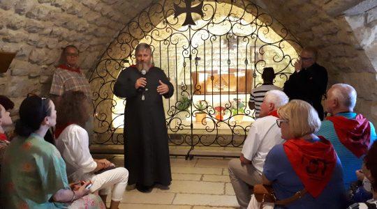 Tam św. Hardini uczył św. Charbela  (23.09.2018)