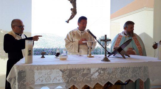 Ostatnia Msza św. na ziemi libańskiej (23.09.2018)