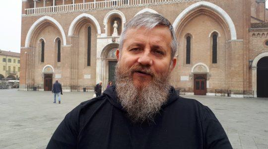 Invito per la catechesi di padre Jarek (09.11.2018)