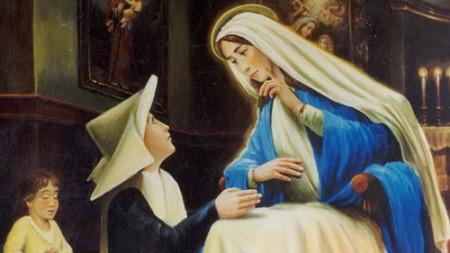 Rocznica Objawień Matki Bożej od Cudownego Medalika (27.11.2018)