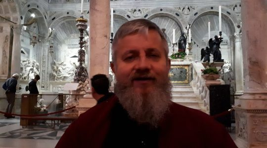 Zaproszenie na katechezę księdza Jarka (09.11.2018)