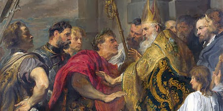 Święty Ambroży, biskup i doktor Kościoła (7.12.2018)