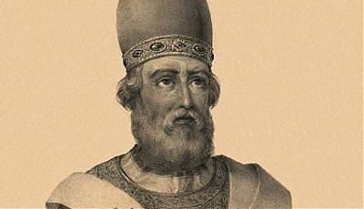 Święty Damazy I, papież (11.12.2018)