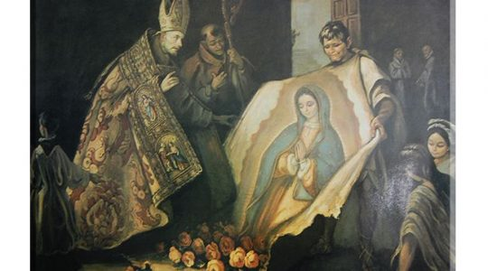 Święty Juan Diego (09.12.2018)