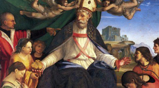 Święty Mikołaj, biskup (06.12.2018)