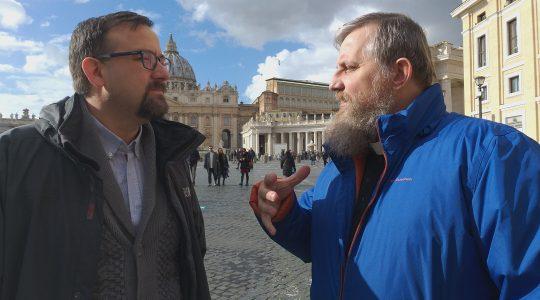 Ojciec Święty powrócił z Panamy (28.01.2019)