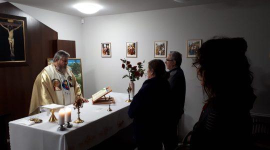 Modlitwa za zmarłych w Karpaczu (18.01.2019)