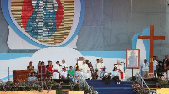 Odkrywajmy młodość Kościoła -Światowe Dni Młodzieży Panama( 25.01.2019)