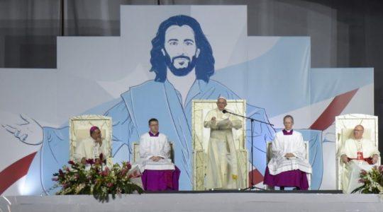 Czuwanie młodzieży świata z Ojcem Świętym Franciszkiem - Panama  ŚDM (Vatican Service News - 27.01.2019)