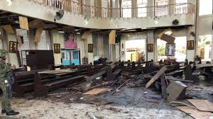 Zamach bombowy w katedrze na Filipinach .(Vatican Service News - 27.01.2019)