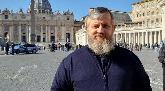 Ks. Jarek prosi o modlitwę za wrogów św. Jana Pawła II (7.02.2019)