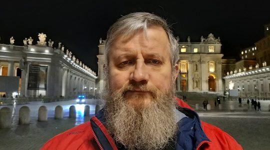 Informacje księdza Jarka z Placu Świętego Piotra (12.02.2019)
