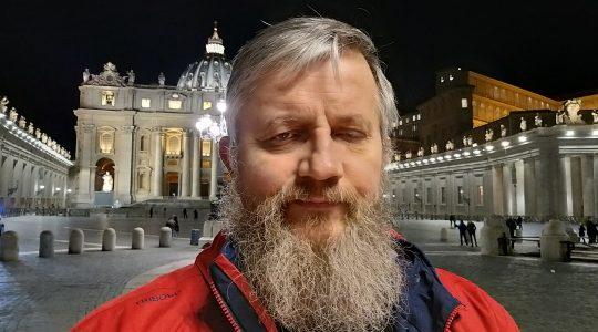 Informazioni di padre Jarek da Piazza San Pietro-12.02.2019