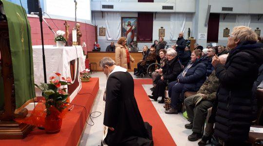 Włosi już modlą się po polsku (18.02.2019)