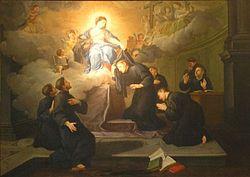 Siedmiu Świętych Założycieli Zakonu Serwitów Najświętszej Maryi Panny (17.02.2019)