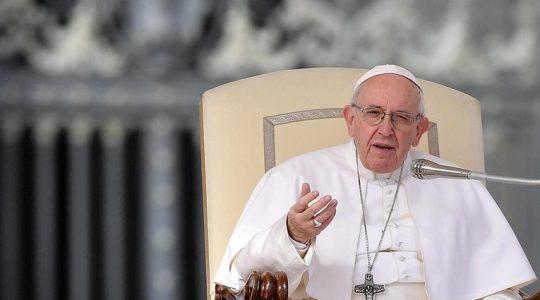 Audiencja generalna Ojca Świętego Franciszka (Vatican Service News - 27.02.2019)