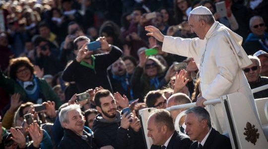 Ostatnia podróż to jedna z wielkich niespodzianek Boga(Vatican Service News - 06.02.2019)