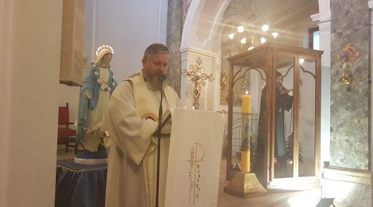 Wiele osób modliło się w Gragnano po raz pierwszy  (12.02, 2019)