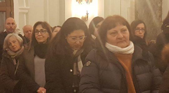 Katecheza w Gragnano (12.02, 2019)