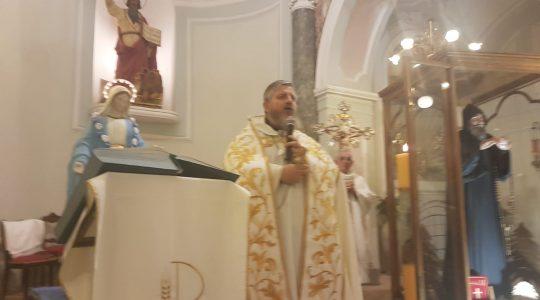 Kazanie w święto Matki Bożej z Lourdes  (12.02, 2019)