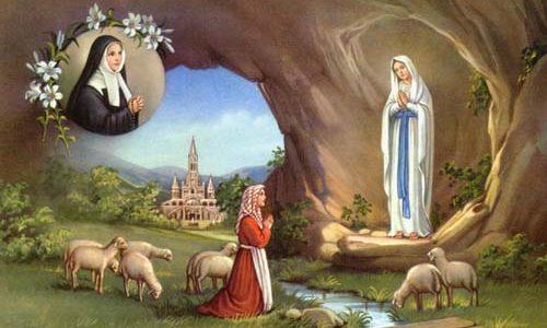 Najświętsza Maryja Panna z Lourdes (11.02.2019)