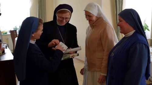 Światowy Dzień Życia Konsekrowanego ( Vatican Service News - 02.02.2019)