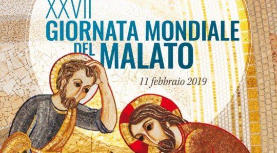 Orędzie na XXVII Światowy Dzień Chorego (Vatican Service News - 10.02.2019)