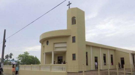 Pierwszy nowy kościół na Kubie od 60 lat (2.02.2018)