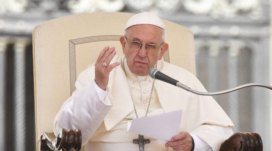 Papież prosi o modlitwę (Vatican Service News - 18.02.2019)