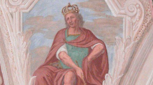 Święty Ryszard, król (07.02.2019)