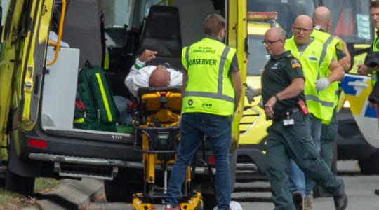 Papież otacza modlitwą ofiary zamachu w Nowej Zelandii