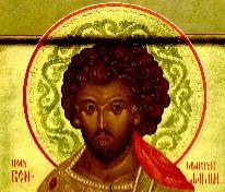Święty Beniamin, diakon i męczennik (31.03.2019)
