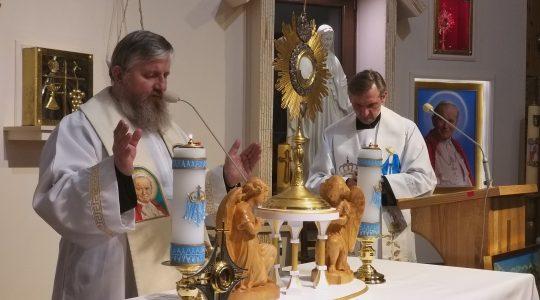 Ks. Jarosław w diecezji łomżyńskiej (03.03.2019)