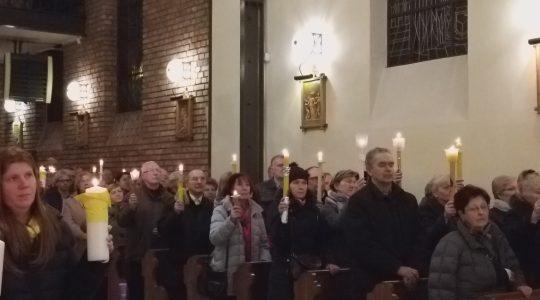 Dziś zakończenie rekolekcji w Konstantynowie Łódzkim  (26.03. 2019)