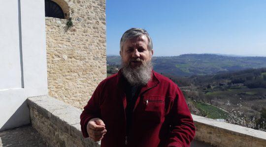 Tam, gdzie o. Pio otrzymał stygmaty  (7.03. 2019)