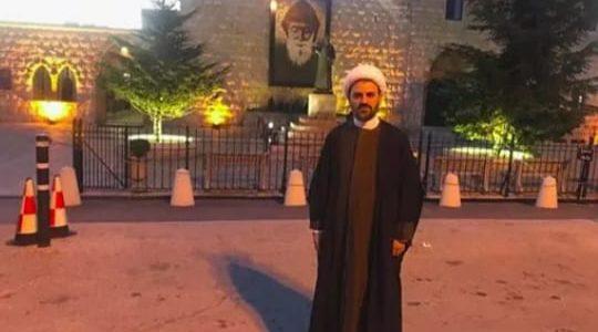Muzułmanin dziękował św. Charbelowi  (22.03.2019)