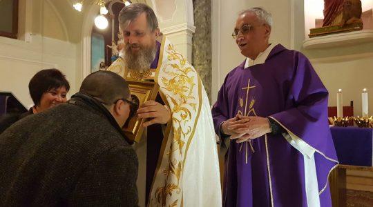 Wielkopostne kazanie w Gragnano      (8.03. 2019)