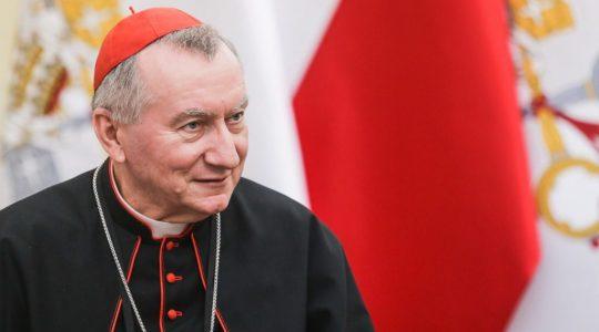 Sekretarz Stanu Stolicy Apostolskiej w Polsce (Vatican Service News - 13.03.2019)