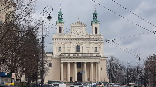 W lubelskiej katedrze (22.03.2019)