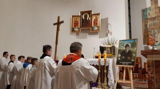 Droga Krzyżowa w lubelskiej parafii (23.03.2019)