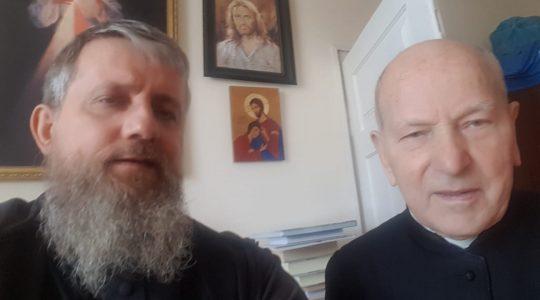 Rozmowa z ks. infułatem Janem Pęziołem, egzorcystą (23.03.2019)
