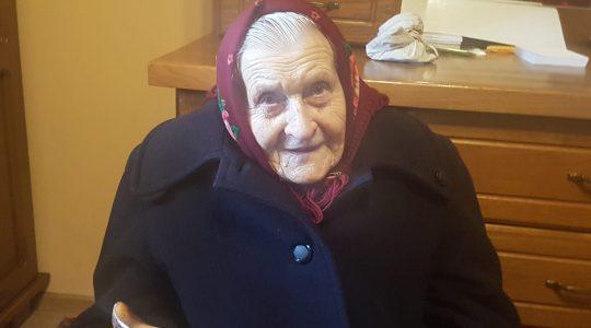 Najstarsza uczestniczka rekolekcji ma 102 lata (29.03.2019)