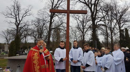 Droga Krzyżowa w Giecznie (30.03.2019)