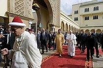 Anioł Pański z Papieżem Franciszkiem z Rabatu w Maroku(Vatican Service News - 31.03.2019)
