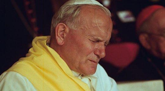 Piękna modlitwa świętego Jana Pawła II na trudne chwile(Vatican Service News - 30.03.2019)