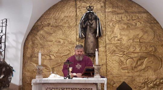 W Bazylice św. Piotra – o Tej Najpiękniejszej, która uczy nas miłości do Boga    (9.03.2019)