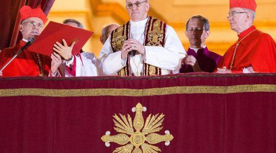 Szósta rocznica wyboru na Stolicę Piotrową papieża Franciszka (Vatican Service News - 13.03.2019)