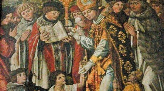 Święty Dionizy, biskup i męczennik (08.04.2019)