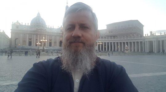 Ksiądz Jarek dziękuje wszystkim za modlitwę (09.04.2019)